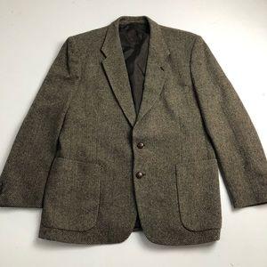 Vintage Sears The Men's Store Wool Blazer